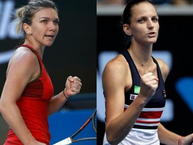 LIVE Australian Open 2018, tennis score and updates, quarter-final match: Simona Halep wins 1st set vs Karolina Pliskova
