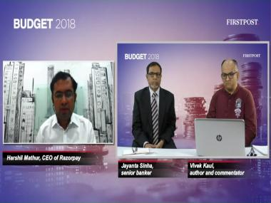 Budget Dialogues 1: Digital India and Budget 2018