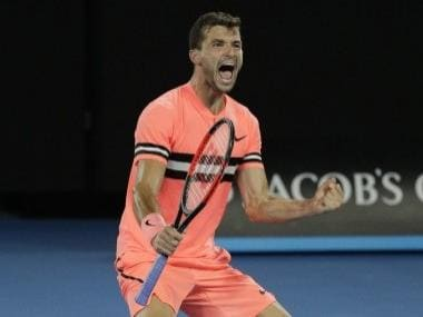 Australian Open 2018: Grigor Dimitrov takes giant leap on road to development with victory over Nick Kyrgios