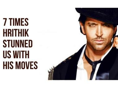 Hrithik Roshan turns 44:  7 times the actor stunned us with his dance moves