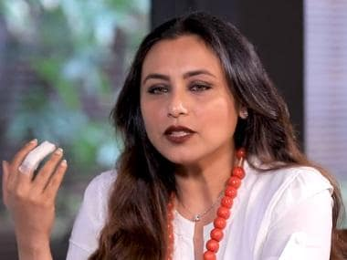 Rani Mukerji on the multiple hichkis she eventually overcame — from stammering, husky voice to flops, body shaming