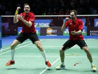 Ivan Sozonov-Vladimir Ivanov interview: 'Badminton in Russia isn't popular like India but we are fighting'