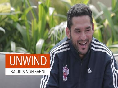 Watch: FC Pune City's Baljit Sahni on conquering fear and being a versatile player on the pitch