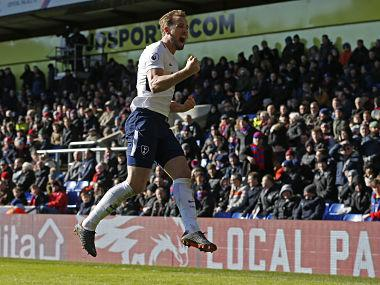Premier League: Harry Kane helps Tottenham Hotspur move into top four with win over Crystal Palace