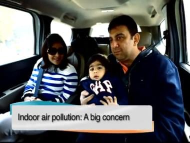 While outdoor air pollution has increased exponentially, it's indoor air pollution that needs to be curbed immediately.