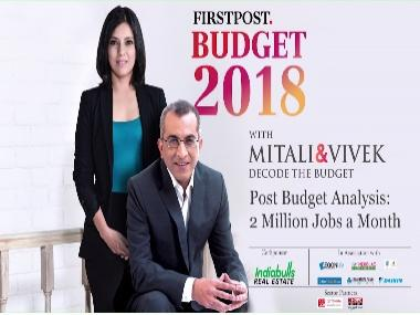 Decoding Budget 2018: Two million jobs a month