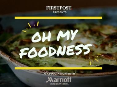 Oh My Foodness Vol. 1: Three-course meal for your loved one – Lasagne Portofino (main course)