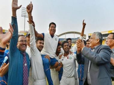 The art of coaching teams to Ranji Trophy titles, the Chandrakant Pandit way