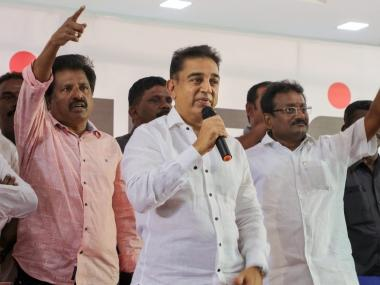 Kamal Haasan's Makkal Needhi Maiam is like a trailer that leaves us wondering what the film is all about