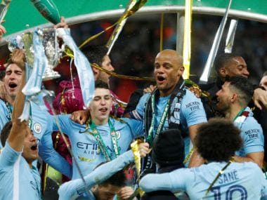 League Cup: Manchester City ride on Pep Guardiola's clinical planning to outclass Arsene Wenger's listless Arsenal