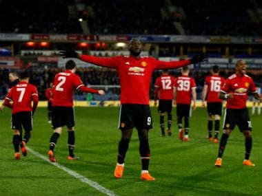 FA Cup: Romelu Lukaku fires Manchester United past Huddersfield Town despite VAR woes; West Brom ousted