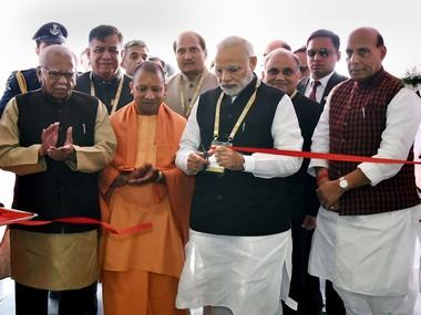 UP Investors Summit 2018: State attracts Rs 4.28 lakh cr investments, says chief minister Yogi Adityanath