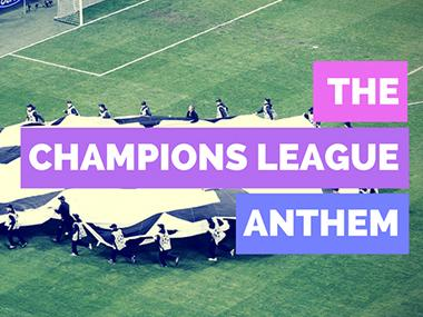 Watch: The story of the Champions League Anthem