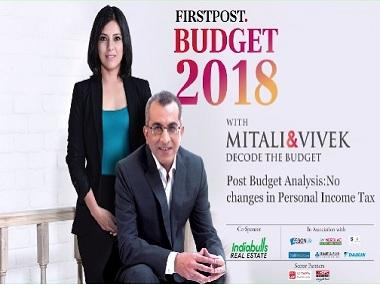 Decoding Budget 2018: No changes in personal income tax