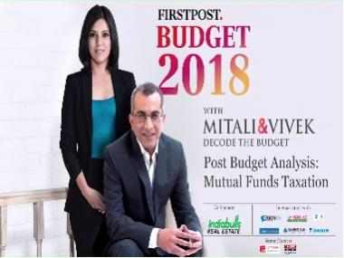 Decoding Budget 2018: Mutual funds taxation