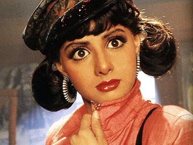 Sridevi, the style icon: Glamorous, quirky, demure, outré — there was no look the actress couldn't carry off