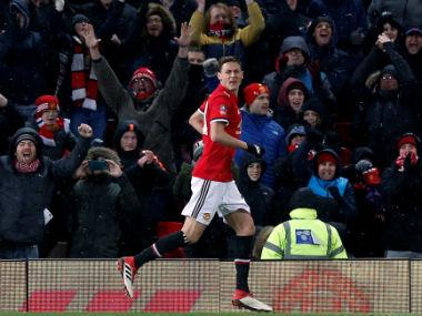 FA Cup: Nemanja Matic stars as Manchester United beat Brighton; Christian Eriksen sends Tottenham into semi-finals