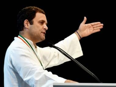 Congress plenary session: Rahul Gandhi inaugurates 2-day conclave; party to roll out road map for 2019, focus on grassroots workers