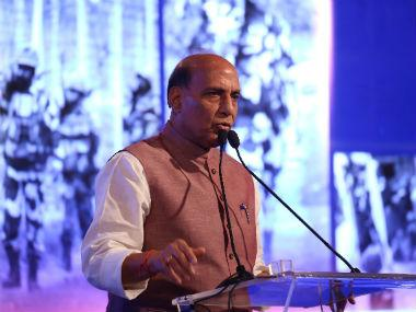 News18's Rising India Summit: 'India is ready to protect its borders from outside,' says Rajnath Singh