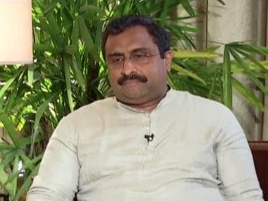 Ram Madhav interview: 'Political parties not here for charity, BJP will chase victory by all democratic means'