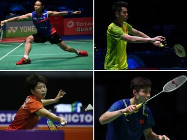 LIVE All England Open 2018, Final, badminton score and updates: Shi Yuqi, Tai Tzu Ying win singles titles
