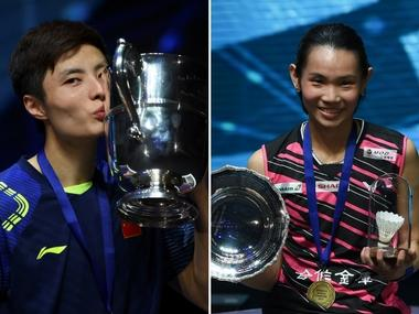 All England Open 2018: Shi Yuqi defeats Lin Dan to win maiden title; Tai Tzu Ying retains women's singles crown