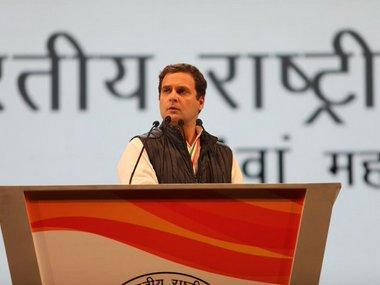 Rahul Gandhi vs Narendra Modi: Sans a strong economic narrative, Congress president's 2019 strategy remains weak