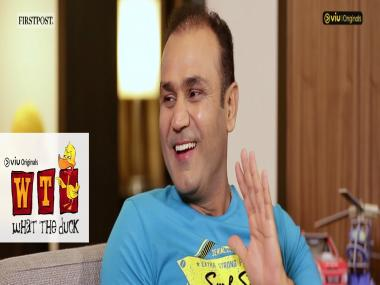 What The Duck: A candid chat with Virender Sehwag