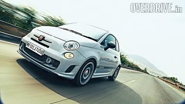 Fiat Abarth Teased On The Fiat India Website Firstpost - Fiat 500 website