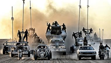Preview of Mad Max: Fury Road