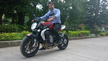 Kinetic Group confirms MV Agusta coming to India