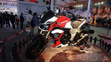Mahindra Two Wheelers India open bookings for the Mojo at Rs 10,000