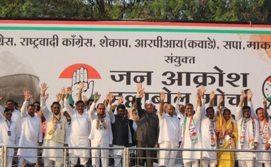 Sharad Pawar, Opposition leaders urge farmers to start 'non-cooperation movement' against state govt
