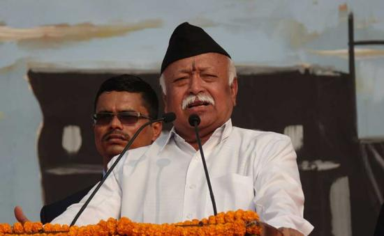 RSS rally in Guwahati: Mohan Bhagwat addresses 50,000 workers in biggest conclave of group in North East