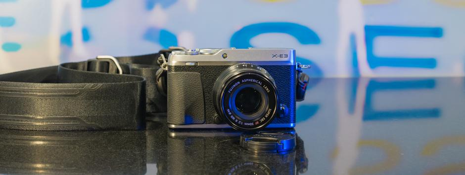 Fujifilm X-E3 mirrorless camera review: A great camera that's only let down by its price tag