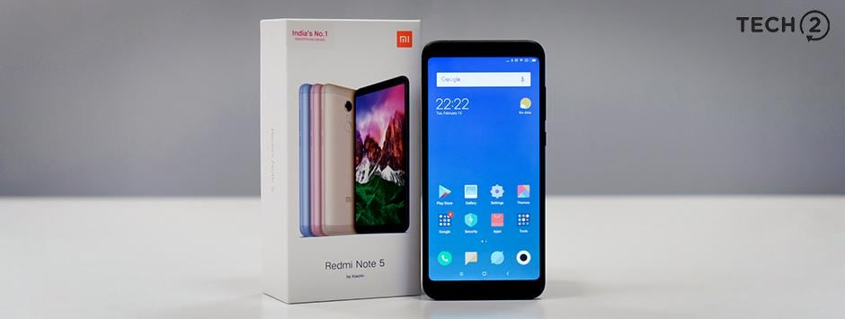 Xiaomi confirms that Redmi Note 5 and Note 5 Pro will be fully manufactured in India