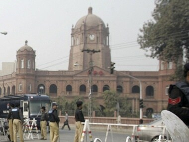 The Provincial High Court in Lahore. Reuters