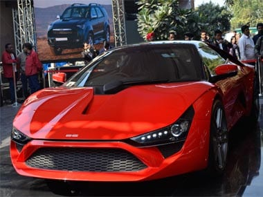 Say Hello To DC Avanti Indias First Indigenous Sports Car - Sports cars by price