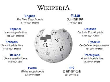 Good News: Indians most willing to donate to Wikipedia