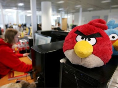 Angry Birds in space gets 10 million downloads