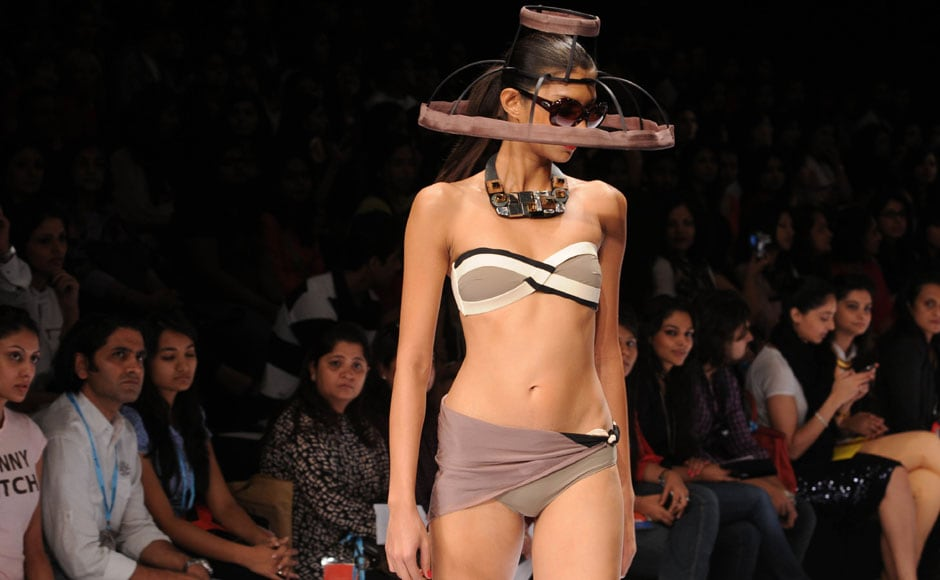 Lakme Fashion Week Summer Resort 2012 is devoid of fashionable faces in the coveted front row. Raju Shelar/ Firstpost