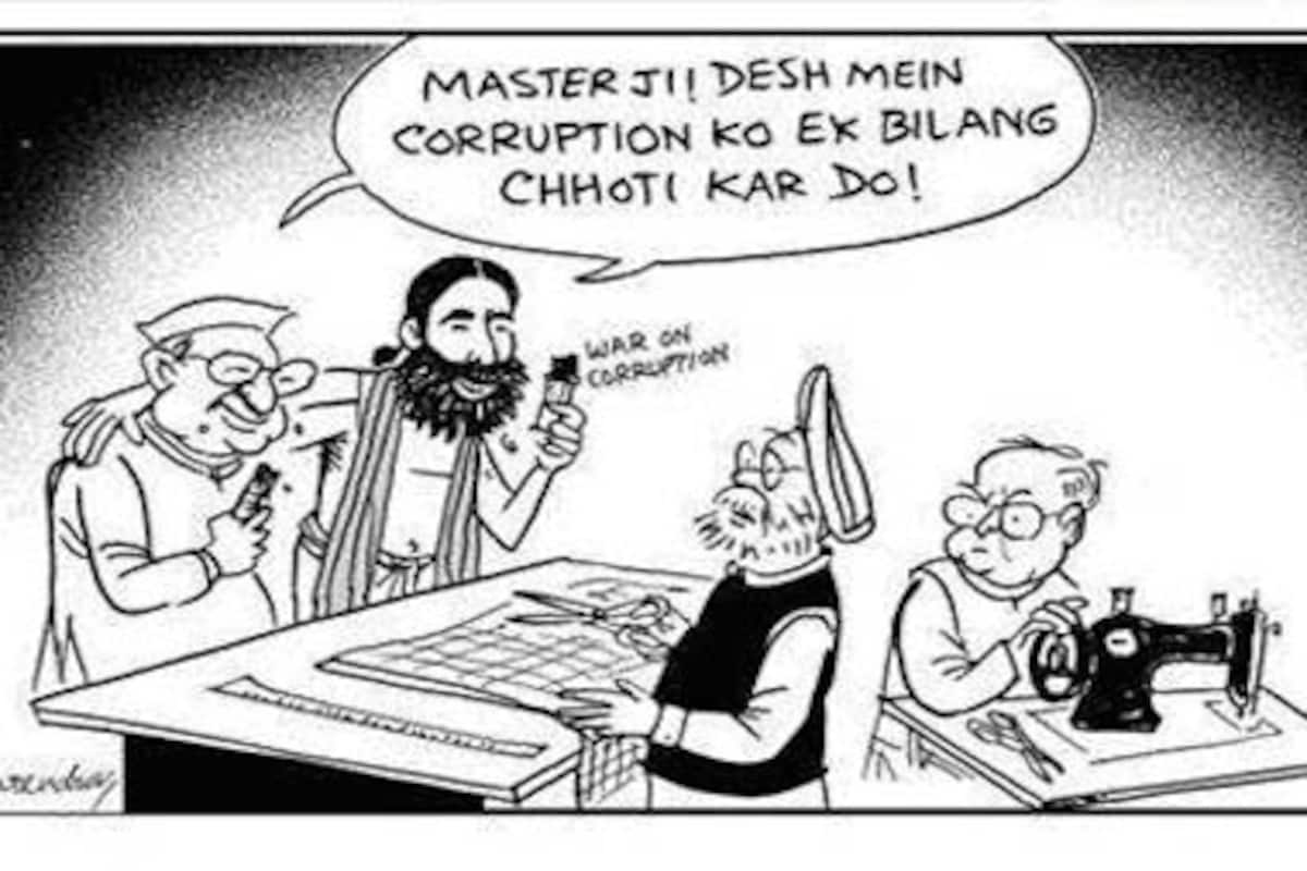 The Hindu S Lovely Cartoon Which Times Of India Could Never Publish India News Firstpost