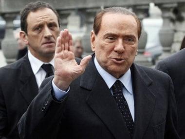 File image of former Italy's prime minister Silvio Berlusconi. Reuters
