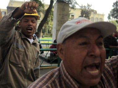 Two killed in anti-mining protests, emergency in Peru