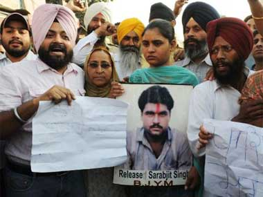 Men like Sarabjit Singh, who fought India's covert wars of the 1980s, have become unwelcome reminders of an embarrassing past. AFP