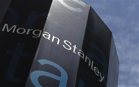 Morgan Stanley may sell commodity stake to Qatar - CNBC