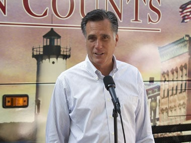 What! Romney says Jews have cultural edge over Palestinians