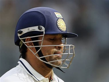 What does Sachin have on his mind? AP