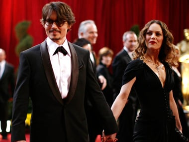 Vanessa Paradis in pain after split with Johnny Depp