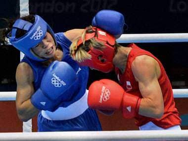 Can Mary Kom win this? PTI